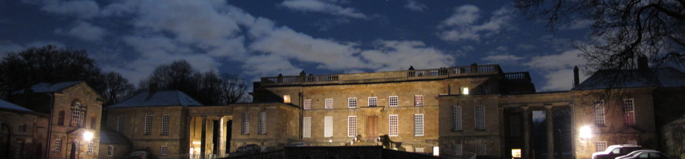 Bramham at night